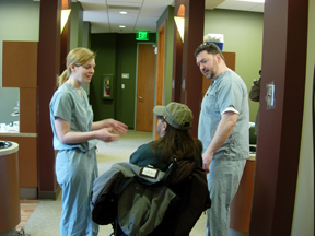 Northwest Regional Spinal Cord Injury System Oral Health